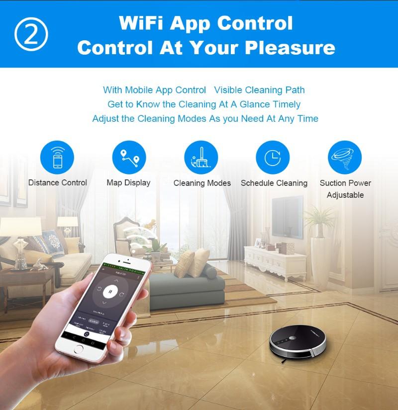 Wifi App Control