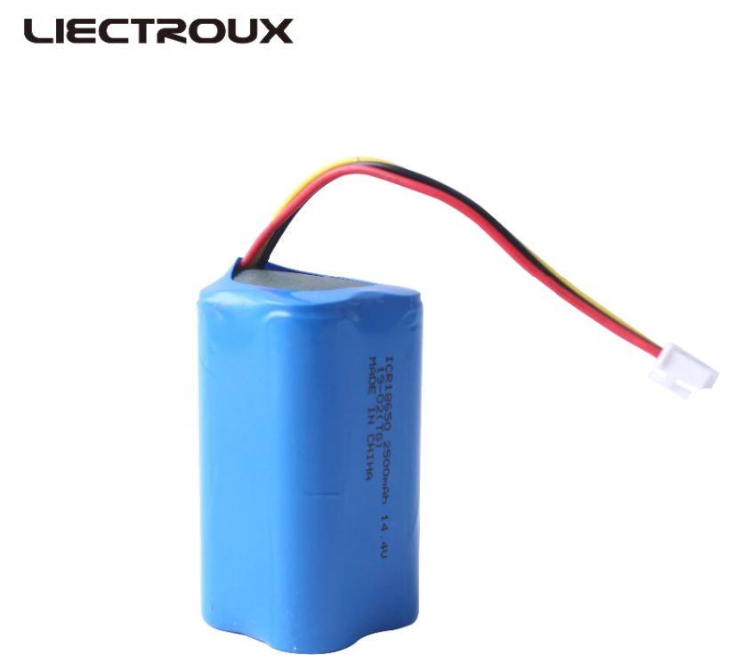 Liectroux Parts Battery