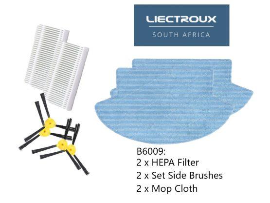 Liectroux B6009 basic spares kit