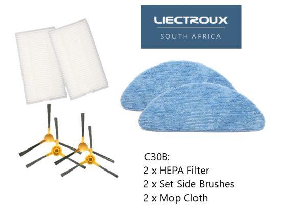 Liectroux C30B Spares Kit