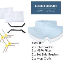 Q8000 Basic Spares kit