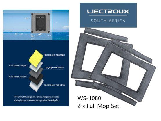Liectroux WS-1080 Mop Set
