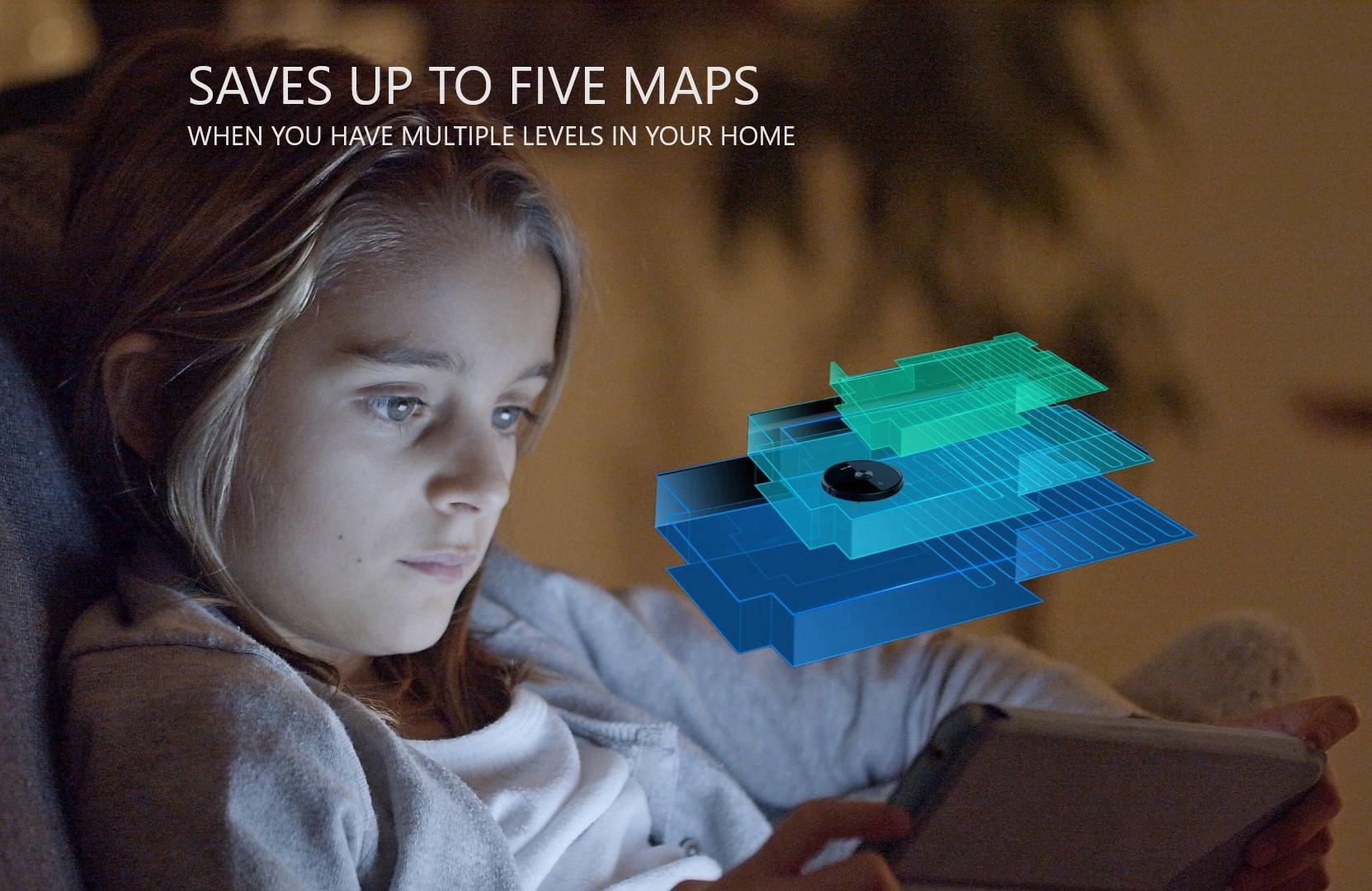 Liectroux Saves 5 maps